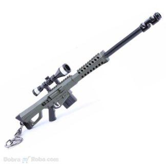 privezak snajper m82a1 kolekcionarski unikatni privesci oružje sniper