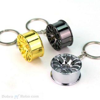 Privezak Felna za Ključeve u raznim bojama
