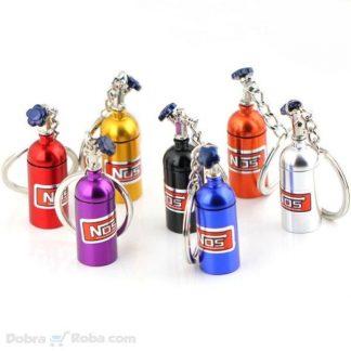 Privezak Nitro Boca za Ključeve Boca u različitim bojama