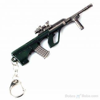Privezak AUG Puška - DobraRoba Oružje Privesci