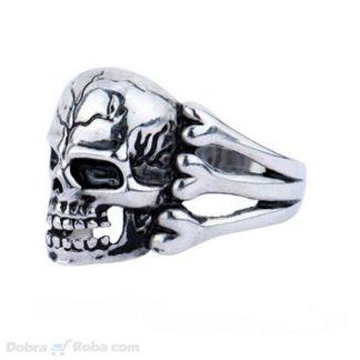 Prsten Kostur #4 muški nakit od nerđajućeg čelika