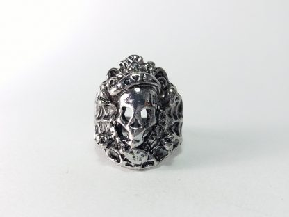 love kosturska lobanja prsten za muškarce