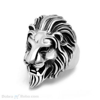 Lav Prsten od Hirurškog Čelika