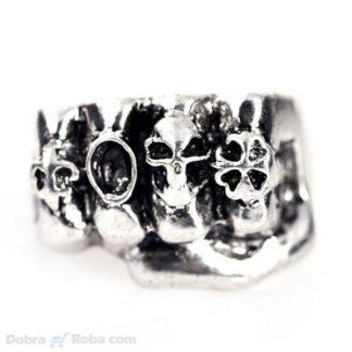 muški prsten pesnica od čelika koji ne rđa ne menja boju i ne izaziva alergije