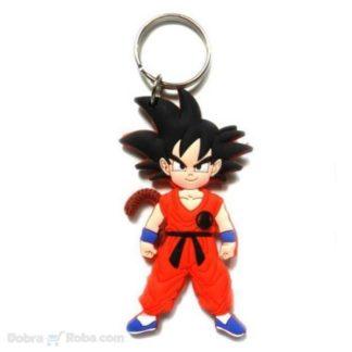 Goku Privezak za Ključeve od Gume