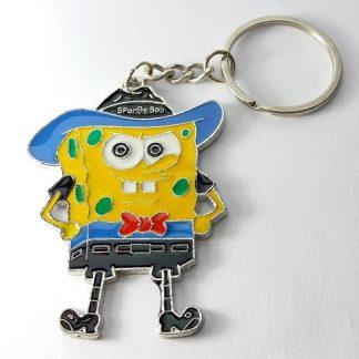 privezak sunđer bob kockalone metalni privesci za ključeve sundjerbob spongebob squarepants