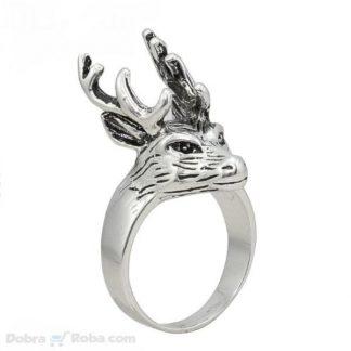 Prsten Jelen Muško Prstenje