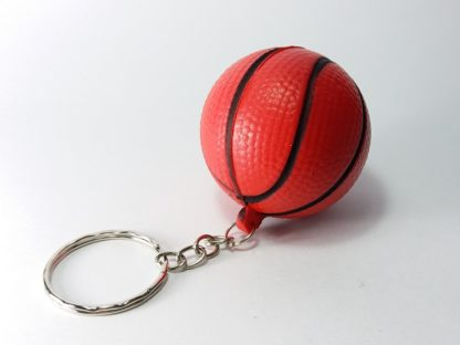 crvena loptica košarka eva pena privesci