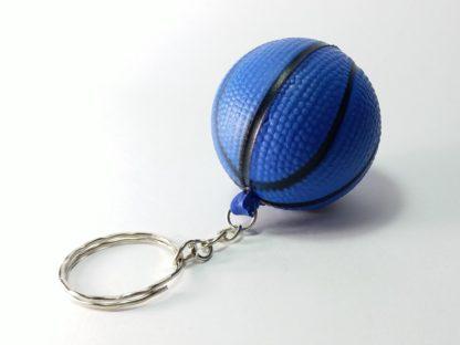 plava lopta privezak za ključeve sport basket ball