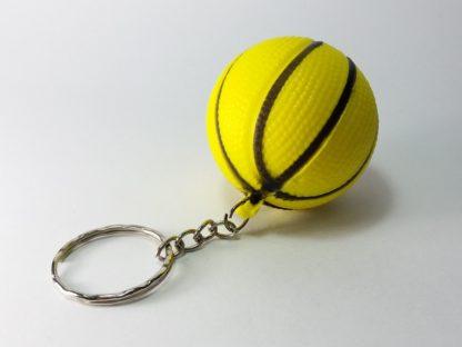 žuta lopta privezak košarka NBA privesci