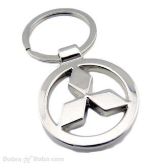 Mitsubishi Privezak za Ključeve Logo Micubiši Eclipse Pajero Mitsubishi Colt Privezak za Ključeve Logo Automobila
