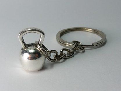 Privezak Rusko Zvono Čelični Privezak Teg za Teretanu Privezak za Ključeve Kettle Bell