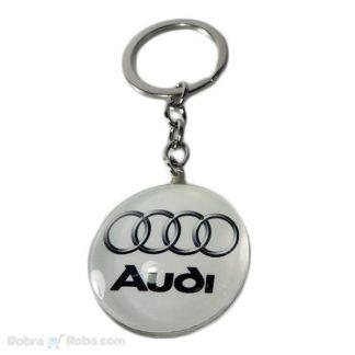 Audi Privezak za Ključeve - Quattro A4 A6 A8 Privezak A3 A2 A1 Kvalitetan Privezak za Audija
