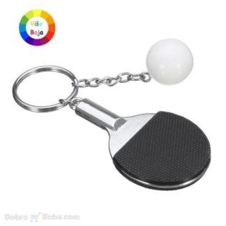 Stoni Tenis Privezak za Ključeve
