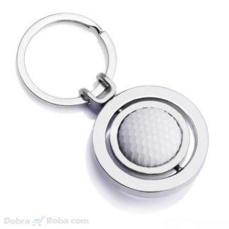 Golf Privezak za Ključeve