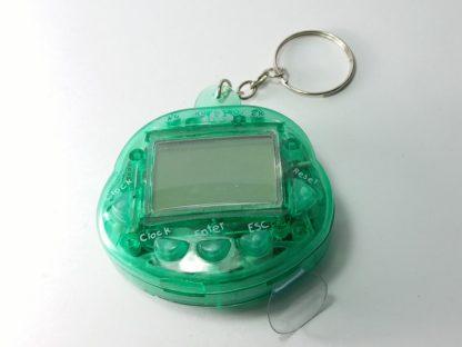 zeleni tamagotchi privezak za ključeve igračka kućni ljubimac srbija