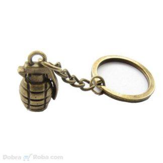 Bomba Privezak za Ključeve