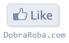 Prati DobraRoba.com na Fejsu !