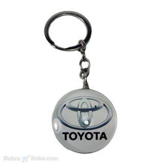 toyota privezak za ključeve auto logo