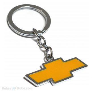 Chevrolet Privezak za Ključeve Metalni Logo Ševrolet