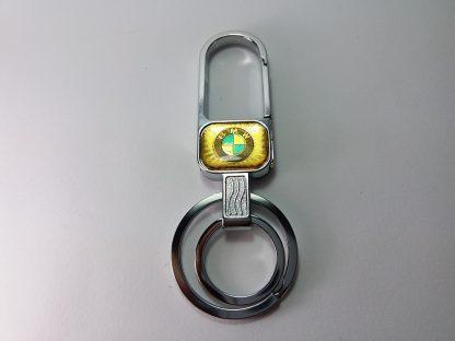 Privezak za Ključeve BMW znak karabinjer nosač za ključeve