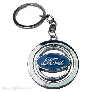 Rotirajući Ford Privezak za Ključeve - DobraRoba.com Najbolje cene samo 400 dinara