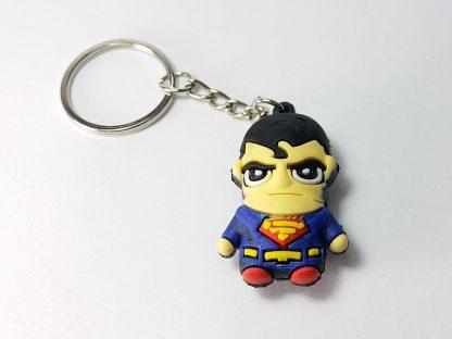 privezak za ključeve superman gumeni privezak iz filma supermen