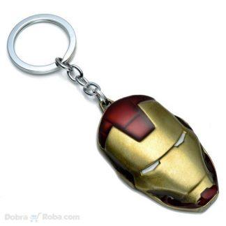 iron man maska privezak za ključeve iz filma