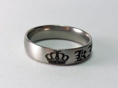 kraljevski prsten za kralja muški za muškarce