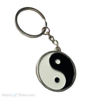 Yin Yang Privezak za ključeve