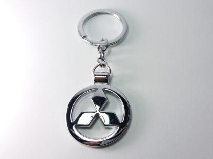 mitsubishi privezak za ključeve logo znak auta džip pajero micubiši