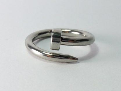 exer prsten za muškarce ekser hirurški čelik prsten muški ili ženski