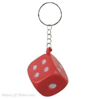 privezak kockica od gume igračka privesci srbija
