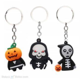 Noć Veštica Privesci za ključeve od gume halloween reaper ghost pumpkin privesci srbija