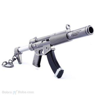 unikatni privezak hekler - privesci za ključeve za kolekcionare oružja