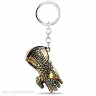privezak infinity gauntlet marvel heroes privesci za ključeve rukavica tanos
