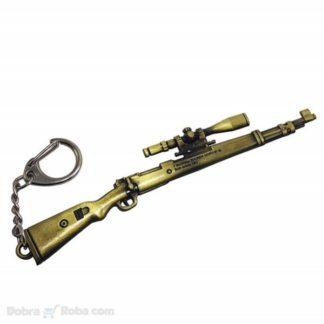 karabin privezak za ključeve mauser kar98k puška iz igre pubg