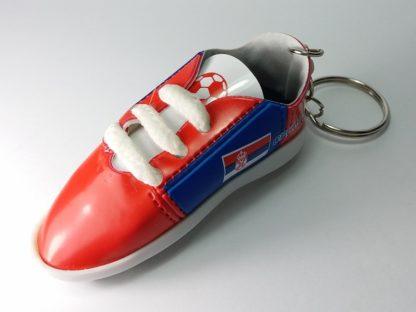 privezak za ključeve fudbal patika srbija