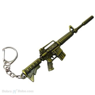 privezak m16 puška automatska jurišna puška m16a4 counter strike pubg oružje amerikanka