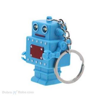 robot privezak