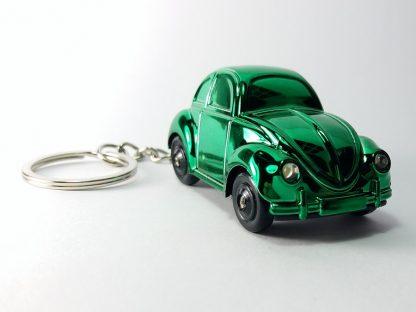 zeleni folksvagen privezak za ključeve