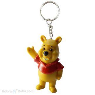 privezak vini pu meda dečiji privezak za ključeve igračka winnie the pooh
