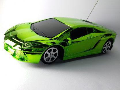 zeleni sportki auto daljinac R/c Upravljač Igračka za Dečake