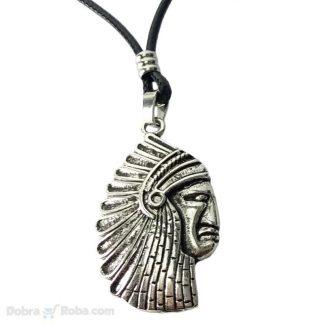 indijanac ogrlica za muškarce poglavica