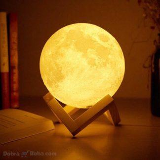 mesec lampa u svim bojama crvena plava žuta bela boja