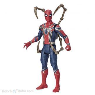 igračka iron spiderman spajdermen figura avengers osvetnici film igračkica figurica spider mana pauk čovek